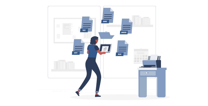 Qué significa digitalizar la gestión académica
